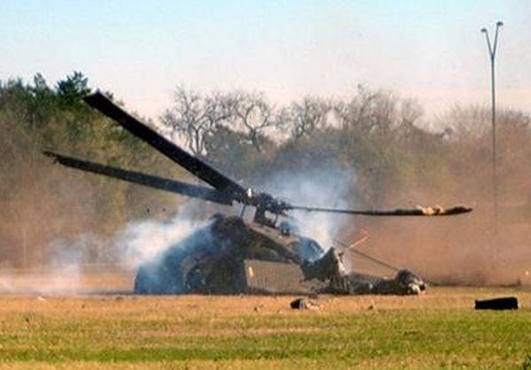 В Колумбии в результате крушения военного вертолёта погибли люди