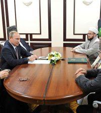 Международную деятельность российских мусульман Путин оценил высоко