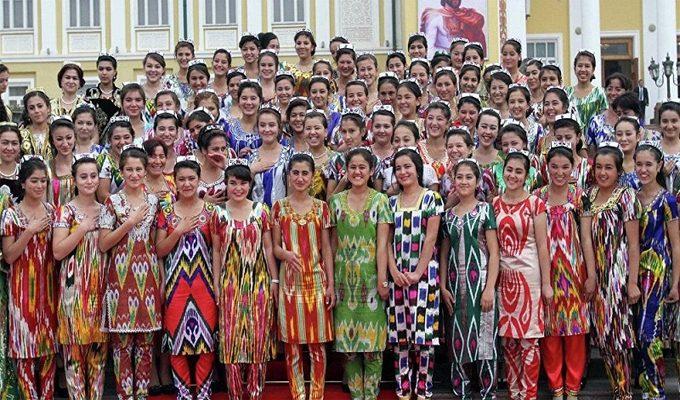 Население Таджикистана достигло восьми миллионов и 700 тысяч человек