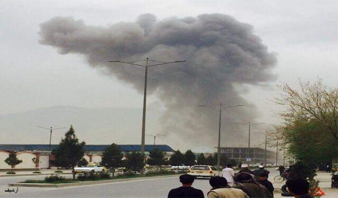 При взрыве в Кабуле один человек погиб и шестеро ранены