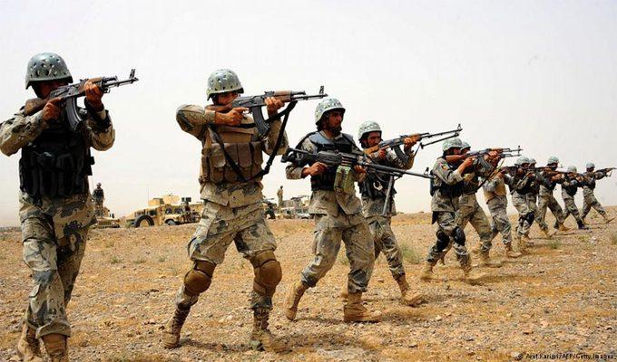 Военные операции начались в уездах Чамтал провинции Балх и Тала Барфак провинции Баглан
