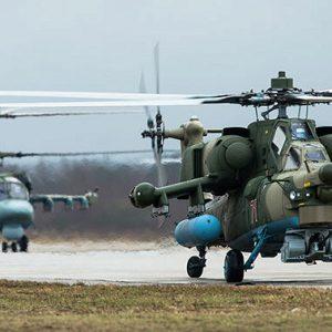 Более 100 модернизированных самолётов и вертолётов получат ВКС России