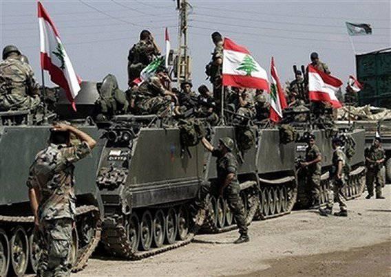 Использовать все средства для отражения агрессии Израиля пригрозил Ливан