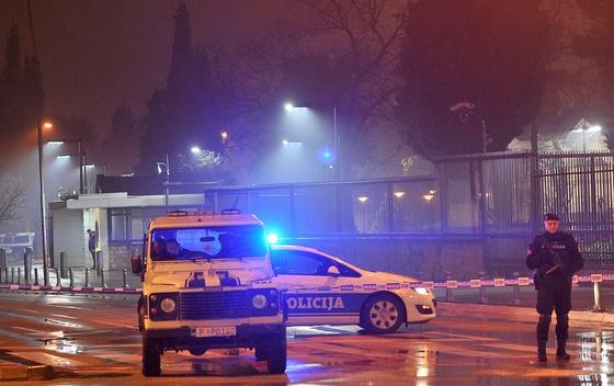 В Черногории на территории посольства США произошел взрыв