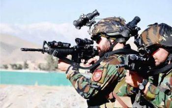 9 вооруженных талибов были убиты в уезде Тала Борфак провинции Баглан