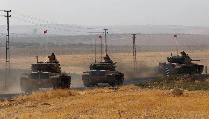 В ближайшие дни ВС Турции намерены окружить Африн