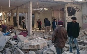 Сирия: при обстреле погибли четыре человека