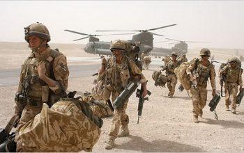 Силы «Решительной поддержки» перемещаются на север и северо-восток Афганистана
