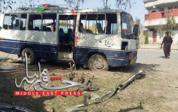 Произошел взрыв в Нангархаре