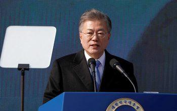 Россию во время ЧМ-2018 возможно посетит президент Южной Кореи