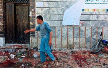 Реакция международных организаций на теракт в западе Кабула