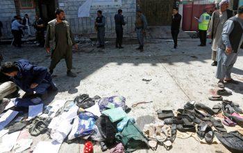 Число погибших при взрыве в Кабуле возросло до 31