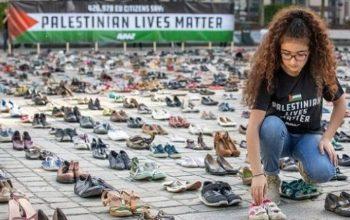 Европа: гражданские активисты поддержали палестинских мучеников