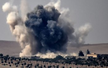 Сирия: воздушный удар коалиции во главе США в провинции эль-Хасака