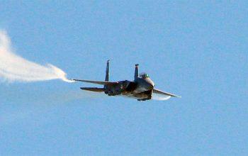 В Японии потерпел крушение истребитель ВВС США