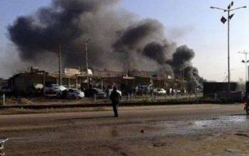 Сирия: два человека погибли и пятеро пострадали при обстреле