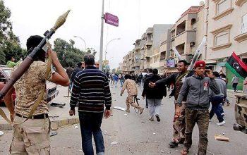 В Ливии при столкновении 226 убитых и раненых