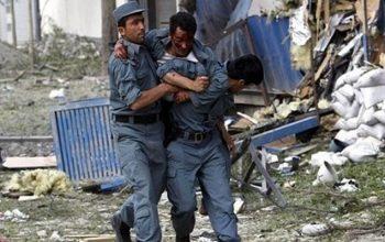 В Кундузе были убиты и ранены 68 военнослужащих