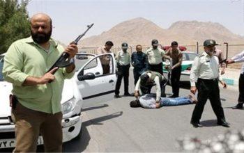 В Иране были арестованы боевики террористической группировки Даиш