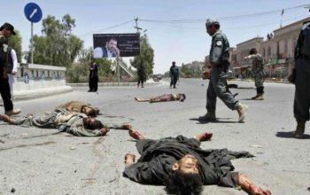 При операции сил безопасности в Кундузе были убиты 41 террорист «Талибана»