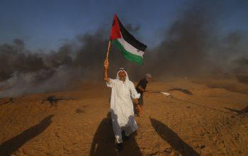В решении палестино-израильского конфликта в Палестине выразили надежду на помощь России