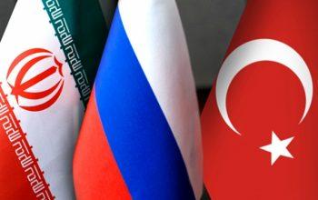 Лавров: конечные цели России, Турции и Ирана в Сирии различны