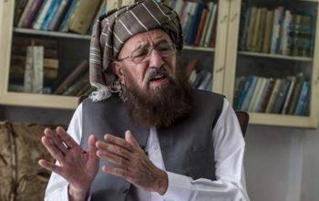 Духовный отец талибов был убит