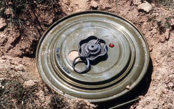 4 талиба стали жертвами собственной мины