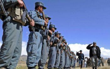 Ряд полицейских исчез в Балхе