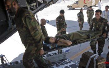 Два солдата АНА были убиты в Фарахе