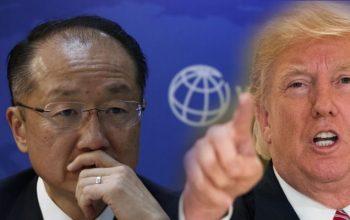 Трамп станет причиной отставки президента Всемирного банка