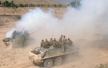 Минобороны РФ рассекретило документы к 30-летию вывода советских войск из Афганистана