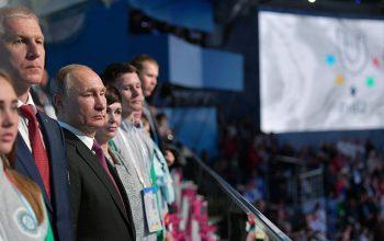 Путин: на Универсиаде любая победа будет престижной
