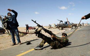 В Ливии число погибших увеличилось до 254