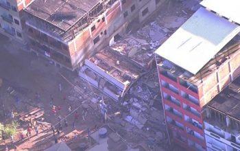 В Рио-де-Жанейро число жертв обрушения двух домов возросло до 22