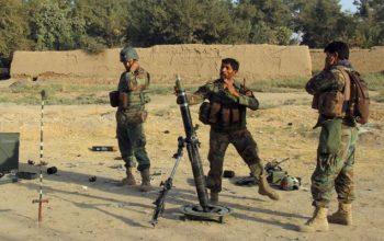 Попытка боевиков Талибан в уезде Давлат-Абад была отбита