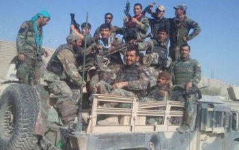 Уезд Билчарак провинции Фарьяб был освобожден