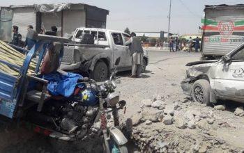 В результате взрыва в Джалал-Абаде 21 человек погиб и ранен