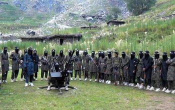 Афганские члены Даиш перенесли сирийскую войну в Афганистан