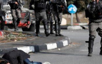 Военные Израиля застрелили четырёх палестинцев