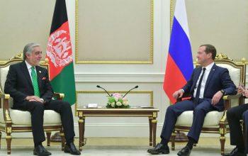 Медведев: ШОС надо продумать как восстановить экономику Афганистана