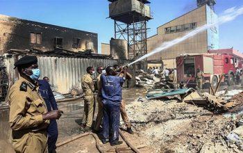 В Хартуме при взрыве семь человек погибли
