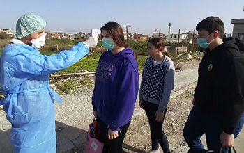 Первый случай заражения коронавирусом зафиксирован в Сирии