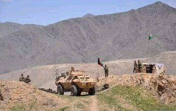 Отражена атака боевиков Талибан на уезд Имам-Сахеб