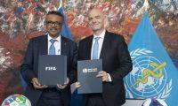 ФИФА выделила 10 миллионов долларов на борьбу с коронавирусом