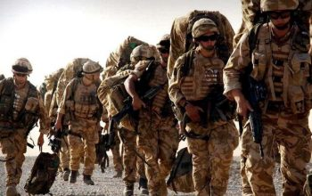 Сокращение войск НАТО в Афганистане