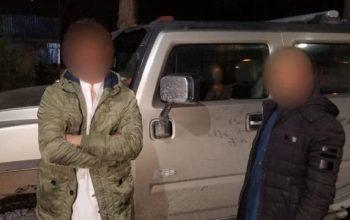 Пилот был освобожден из рук похитителей