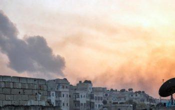 Окраины Алеппо подверглись воздушным ударам