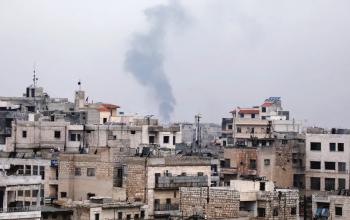 В Сирии террористы обстреляли населённые пункты