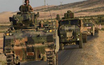 ورود نظامیان جدید ترکیه به شمال سوریه